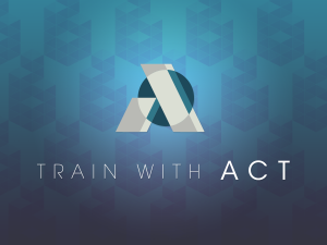 Train With ACT Branding