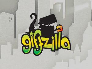Giftzilla Branding Concept