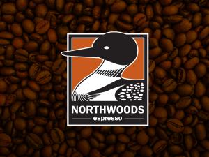 Northwoods Espresso Branding Concept
