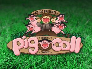 AZ529.gov Pig Calling Contest Branding