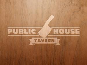 Public House Tavern Branding