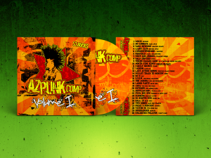AZPunk.comp Vol. 1 CD