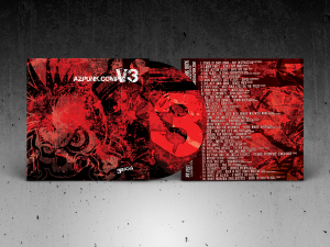 AZPunk.comp Vol. 3 CD