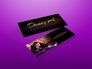 Danny A. Foundation Business Cards