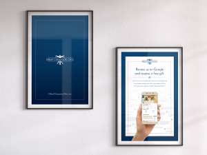 Gilbert Chiropractic Clinic Promotional Posters
