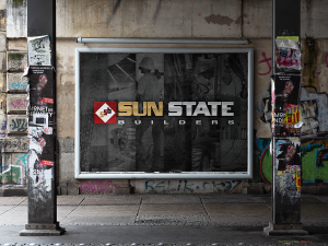 Sun State Builders Poster